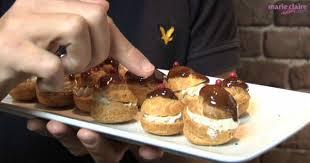 hervé cuisine pate a choux recette de choux au d épices et foie gras