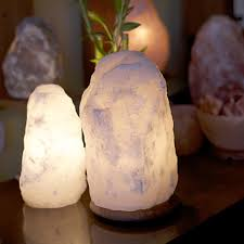 Earthbound Salt Crystal Lamps by 9 13lb So Well Fair Trade White Himalayan Salt Crystal Lamp