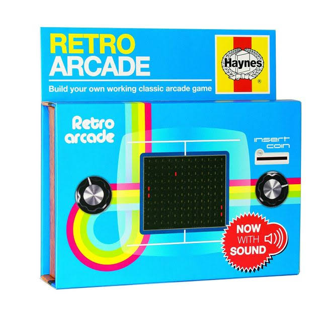 Hanes Retro Arcade Game Kit