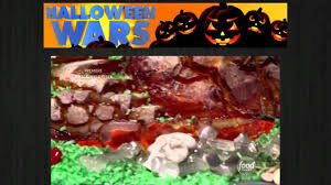 Halloween Cake Wars Judges by Halloween Wars Season 4 Episode 1 The Haunted Farm Youtube