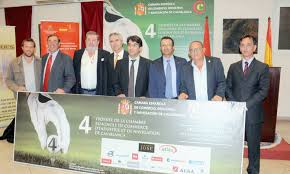chambre de commerce espagnole en le matin trophée de la chambre espagnole de commerce à bouskoura