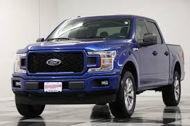 100 Used Ford F 150 Trucks For Sale By Owner One 2018 XL Crew Cab 4WD Camera Magnetic