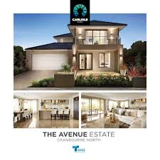 100 Carslie Homes The Avenue Estate Cranbourne North By Carlisle Issuu