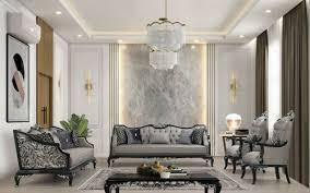 casa padrino luxus barock wohnzimmer set silber schwarz 2 sofas 2 sessel 1 couchtisch handgefertigte barock wohnzimmer möbel edel