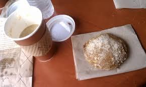 Panera Pumpkin Bagel by Panera Bread Pumpkin Spice Latte And Pumpkin Muffie