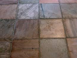 Regrouting Tile Floor Bathroom by Installing Slate Tile Step By Step