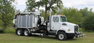 100 Sewer Truck Aquatech Tracey Road Equipment