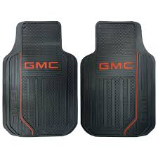 100 Elite Truck Seats GMC Logo Series Front Seat Car SUV Rubber Floor Mats