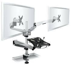 Desk Mount Monitor Arm Philippines by Appealing Dual Monitor Desk Mount Ideas U2013 Trumpdis Co