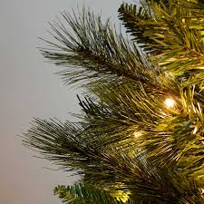 Prelit Christmas Tree That Puts Up Itself by Werchristmas Pre Lit Victorian Pine Multi Function Christmas Tree