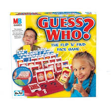 Guess Who Board Game Images