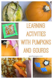 Books About Pumpkins Preschool by Learning Activities With Pumpkins And Gourds Pre K Pages