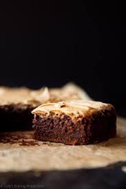 reduction cuisine addict guinness brownies sallys baking addiction