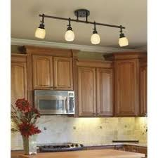 elm park 4 bronze track wall or ceiling light fixture style