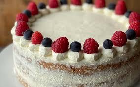vanillecreme torte
