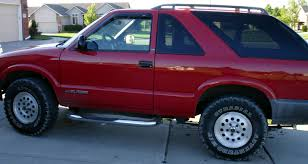 100 15 Inch Truck Tires Picture Of Stock Blazer With 30 Inch Tires Blazer Forum Chevy