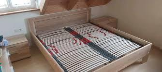 schlafzimmer thielemeyer massiv wie neu bett kleiderschrank