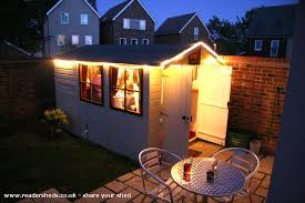 move over man caves there u0027s a new trend on the rise bar sheds