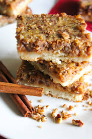 Epicurious Pumpkin Pecan Pie by Pumpkin Pecan Toffee Bars What Molly Made