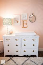 Coral Color Bedroom Accents by Best 25 Coral Nursery Ideas On Pinterest Baby Nusery