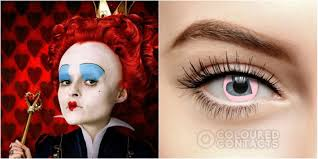 Prescription Halloween Contacts Uk by Alice In Wonderland Mad Hatter Contact Lenses For Halloween Costume