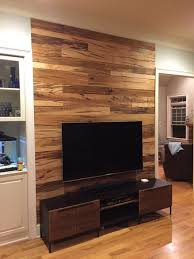 Not A Pallet Wood Wall