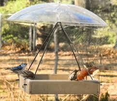 Birds Choice Hanging Platform Feeder