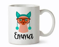 cat coffee cat coffee mug etsy