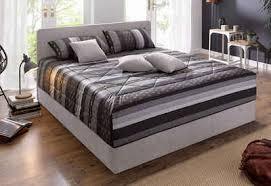 westfalia schlafkomfort polsterbett inkl bettkasten bei ausführung mit matratze