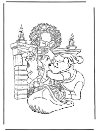 Free Bible Coloring Pages Winnie The Pooh