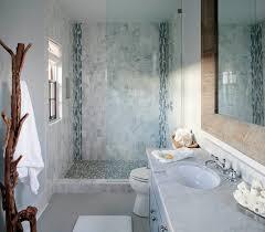 Bathroom Mosaic Mirror Tiles by Mosaic Glass Tile Floor Cottage Laundry Room Beach Chic Design