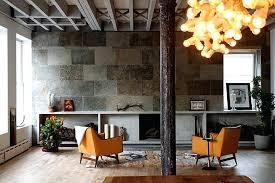Decor Rustic Style Loft Design Ideas Interior Inspirations And Modern