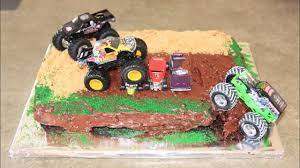 Monster Truck Birthday Cake - YouTube Blaze The Monster Truck Themed 4th Birthday Cake With 3d B Flickr Whimsikel Birthday Cake Cakes Decoration Ideas Little Grave Digger Beth Anns Blakes 5th Bday Youtube Turning Stones Blog Trucks Second Generation Design Monster Truck Cakes Hunters Coolest Homemade Colors Party Food Plus Jam