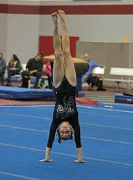 Level 3 Gymnastics Floor Routine by Local Gymnasts Place Well At Turkey Tumble Huntington County Tab