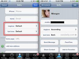 Assign Unique Ringtones to Contacts on iPhone to Know Who s Calling