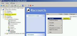 creer icone bureau gpo préférences créer un dossier et raccourci pc2s bubu
