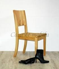 details zu massivholz stuhl kiefer gelaugt geölt küchenstuhl holz stühle esszimmer stuhl