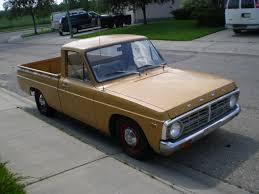 100 1974 Ford Truck Courier Information And Photos MOMENTcar