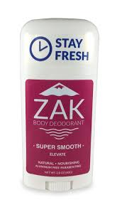 Smooth Natural Deodorant By ZAK Body Care - Aluminum Free, No Parabens,  (Women's Elevate) Freedom Natural Alinumfree Nontoxic Deodorant 19 Ounce Bergamot Mint Stick That Works Lavendereucalyptus Stay Fresh All Day Underarmed For Women Men Organic Healthy Safe Non The Best Actually Simply Nontoxic Deodorants Still Being Molly Sandalwood Vanilla Cedarwood Mandarin Knotty Buoy By Sodawax 33oz Twistup Tube Coupons Babies R Us Ami Versus Standard We Debate Which Are Native Never Say Beauty Lauren Mcbride About My Favorite Brand Nalani Truly Allnatural And In 265oz No Added Scent Coupons Lauesen78toft