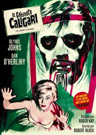 Dr Caligaris Cabinet Analysis by In Praise Of The Truly Deranged 1962 Remake Of The Cabinet Of
