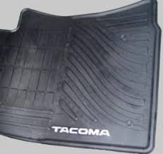 Lund Rubber Floor Mats by Floor Mats Pure Tacoma Accessories Parts And Accessories For