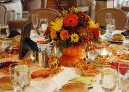 Image Of Fall Centerpieces For Wedding Reception