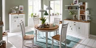 skandinavischer landhausstil massivholzmöbel nordic home