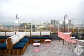 Top Bar In Nashville A Look Inside Rooftop Bar Lounge Guru The ... Bar Awesome Black Rectangle Modern Leather Coffee Bar Table With Best Rooftop Bars In Nashville Guru Top In A Look Inside Lounge The 13 Of For Guaranteed Good Time Some Of The Awesome Signage Along Lower Broadway Avenue Home To L27 Nightlife Archives Roots Real Estate Drink At Right Now Beverage Director 12 Coolest Things Do Galore Sports Reclaimed Skip Planed Oak Top At 3 Market