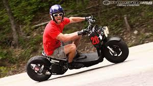 Greg Hatcher MNNTHBX And The Honda Ruckus