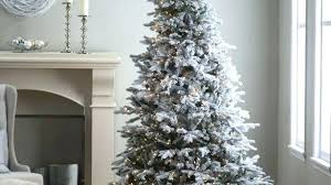 12 Ft Christmas Tree Slim Clearance Classy Ideas 7 Foot Lit 1 2 With