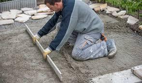 faire une dalle exterieur prix d une terrasse béton