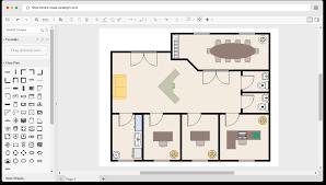 Free Floor Planning Free Work Office Floor Plan Template