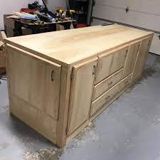 Flip Top Tool Bench Kreg Owners Community