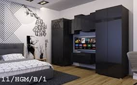 wohnwand future 11 schrankwand moderne wohnwand wohnwand future 14 moderne wohnwand exklusive mediamöbel tv schrank led blau 11 hgm b 1